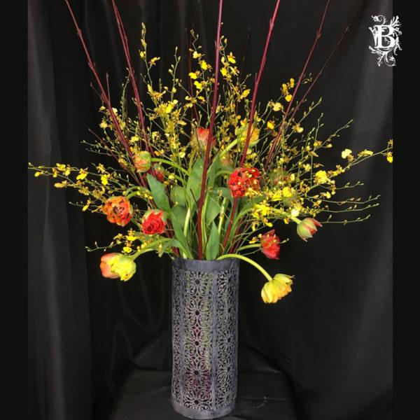 Garden Style Floral Arrangement