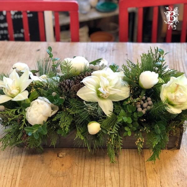 Trademark Winter Centerpiece