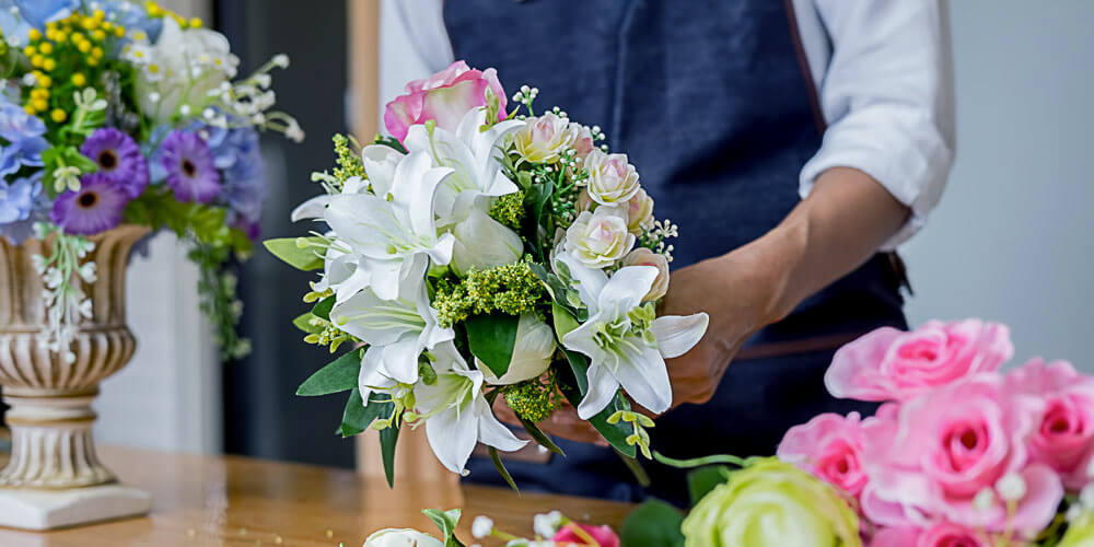 flower arrangements in North Salem, NY