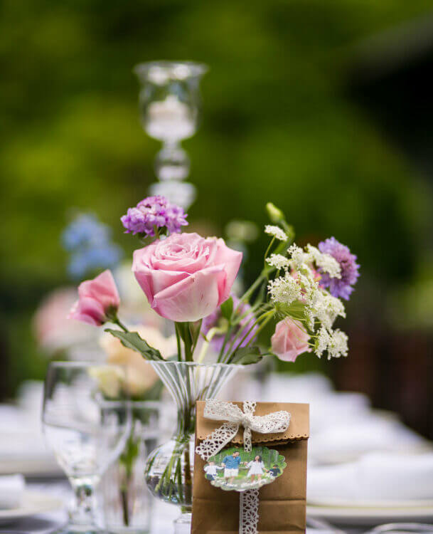 Wedding Flowers in Pound Ridge NY